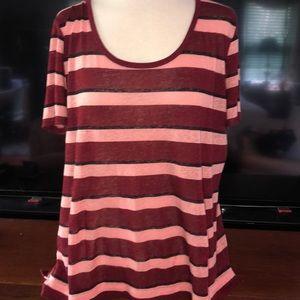 Ann Taylor Linen T-shirt. Super soft linen